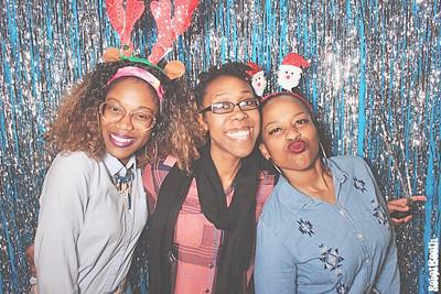 12-12-17 Atlanta Victory World Church Photo Booth - Fusion at The Max! - Robot Booth