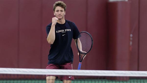 FSU Mens Tennis v Louisiana Lafayette 2018