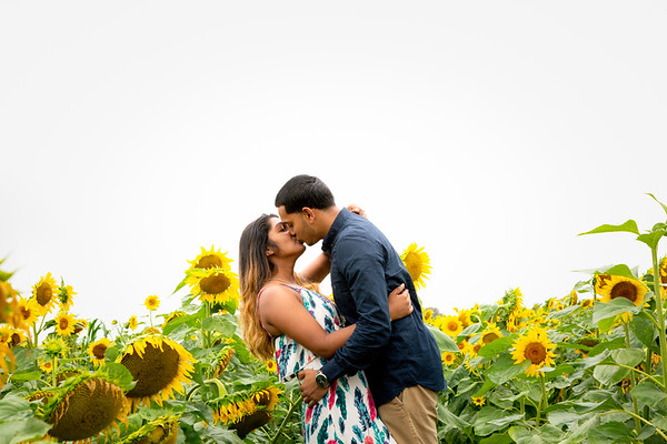 Richie and Alicia's Engagement Photoshoot