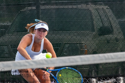 JHS Girls Tennis 2020