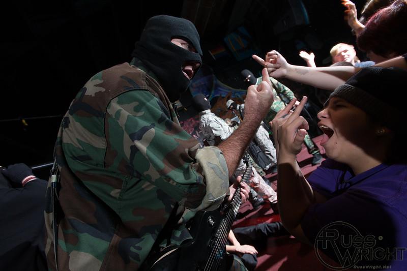 Guantanamo Dogpile @ 924 Gilman, Berkeley, CA. April 2013