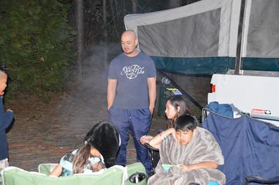 Yosemite Camping April 2014