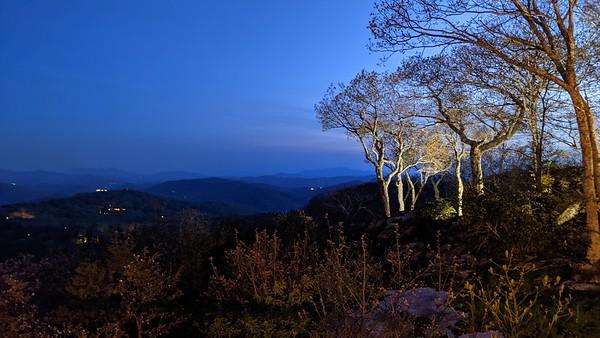 Sunsets on The Ridge