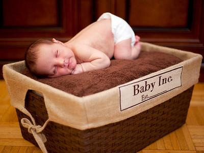 Baby Boy Blaker