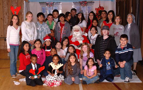 Santa Workshop Group photo 2008