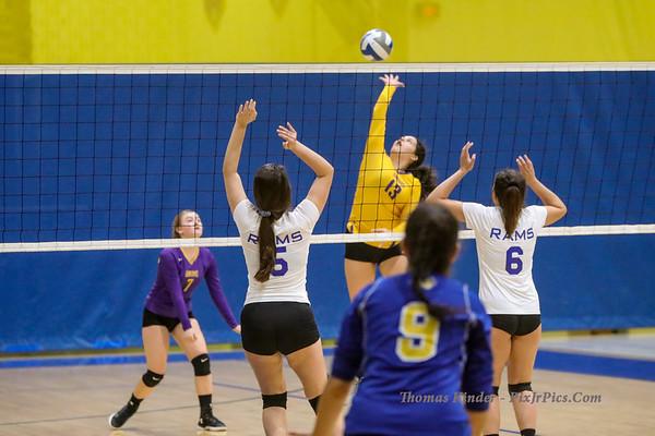 JV Volleyball v Robinson 9/11/18
