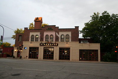ILLINOIS FORMER FIRE HOUSES