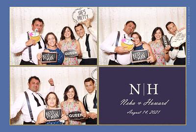 Neha & Howard 8.14.21