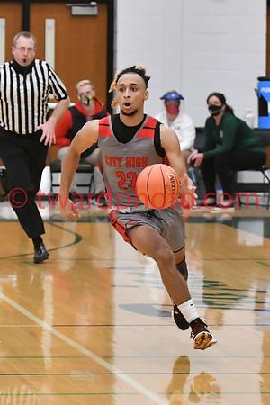 2020 CHS Boys Basketball - IC West