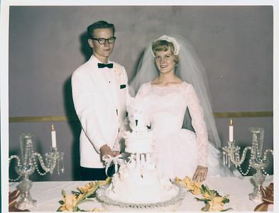 Bill & Marlynn Wedding