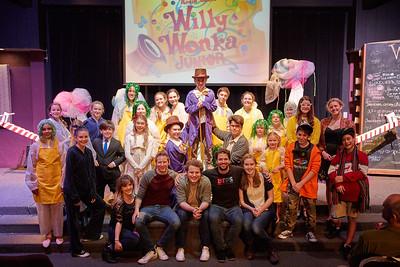 Willie Wonka BTPS Loompa Cast