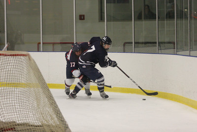 Boys Hockey vs Lawrence Academy 11/30/2011