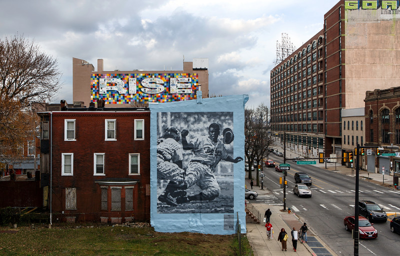 Jackie Robinson / North Philadelphia Beacon Project