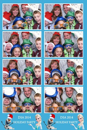 DSA - 2014 Frozen Celebration - Photo booth 1