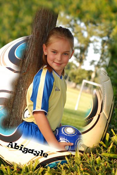 Soccer U-8 #1