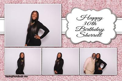 Sherrell 30th Birthday