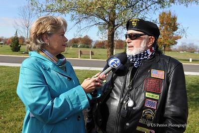 Nam Knights Veterans' Day Activities, 2014