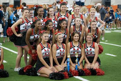 GCM Cheer 2011
