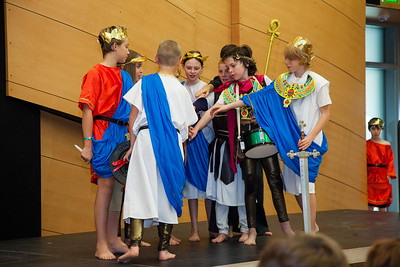 Brett's Class Presents Julius Caesar