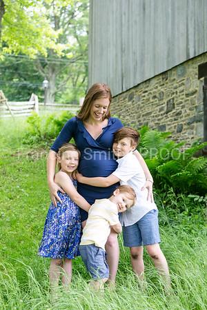 Casey - Maternity Family  Proofs