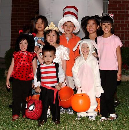 Halloween Party 2004