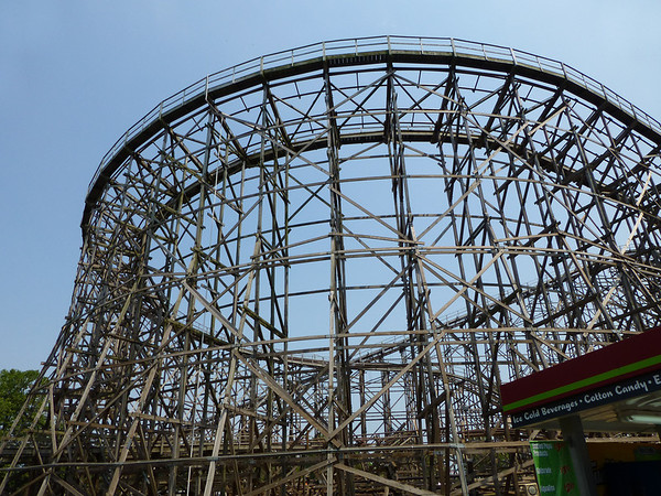Cedar Point, Sandusky, Ohio (May 27, 2012)