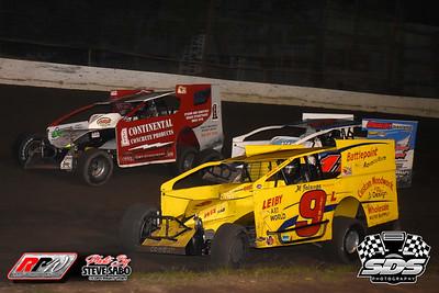 Grandview Speedway - 8/21/21 - Steve Sabo