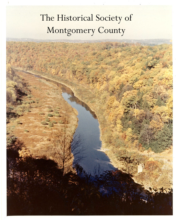 . This photo from the Historical Society of Montgomery County shows the Perkiomen Creek in 1972. The photo was taken by Dr. Willard M. Hausman