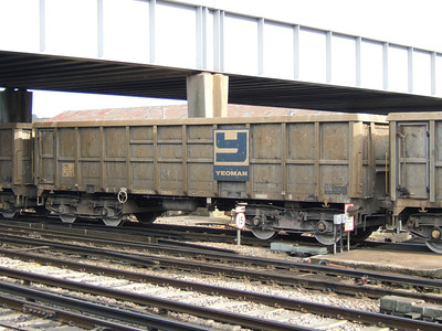 JYA - Bogie Box Wagon