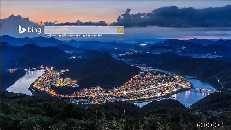 Danyang County, Wallpaper For Bing Main Page(May 30, 2014)