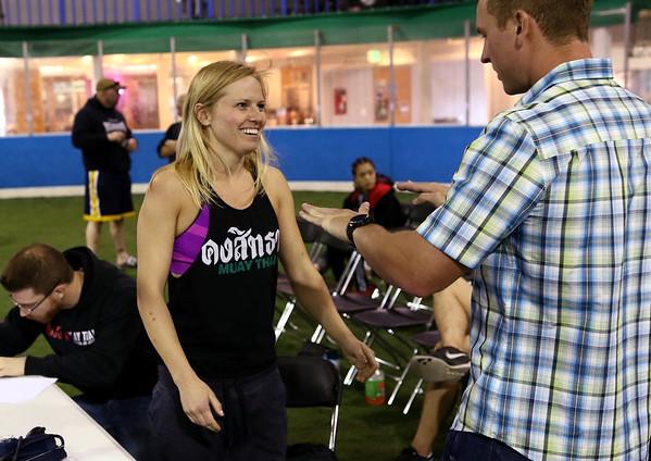 USEACA Cultural Event 9 and Boxing fun shots