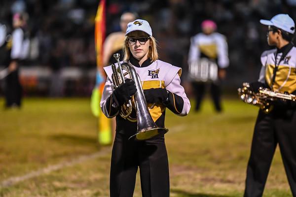 20191025 Bishop Moore Band