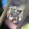 .90ct Old European Cut Diamond, GIA E SI1 8