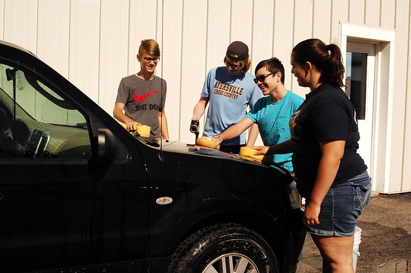 07-29-17 NEWS Ayersville Music Boosters Car Wash