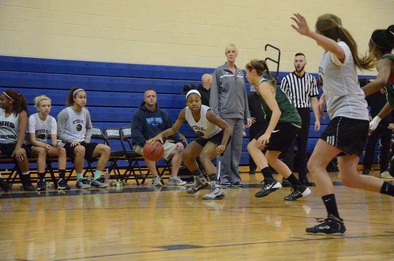 Varsity Girls Basketball Nov 25 vs Seton Keough