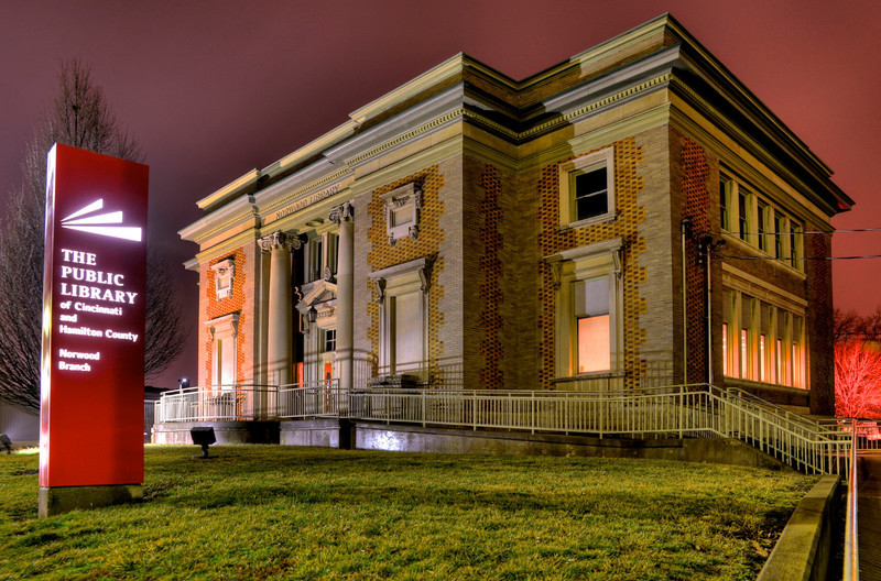 Norwood Carnegie library