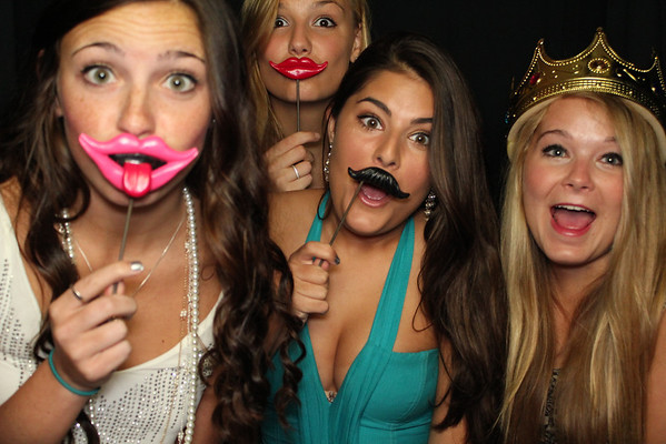Alpha Delta Pi Diamond Ball 3-29-14
