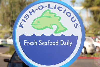 Fish-O-Licious Ribbon Cutting 06.24.2015