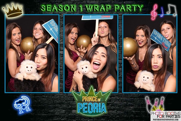 Prince of Peoria Wrap Party