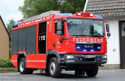 Freiwillige Feuerwehr Stadt Monschau