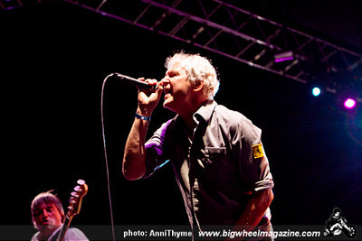 Guided By Voices at 2011 FYF Fest - at LA Historic State Park - Los Angeles, CA - September 3, 2011