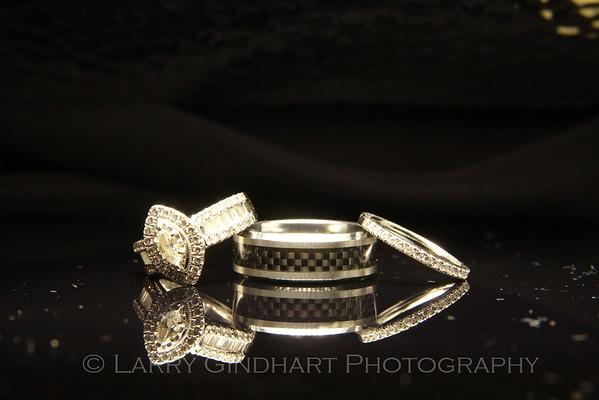 Wedding Details, Rings, Etc.