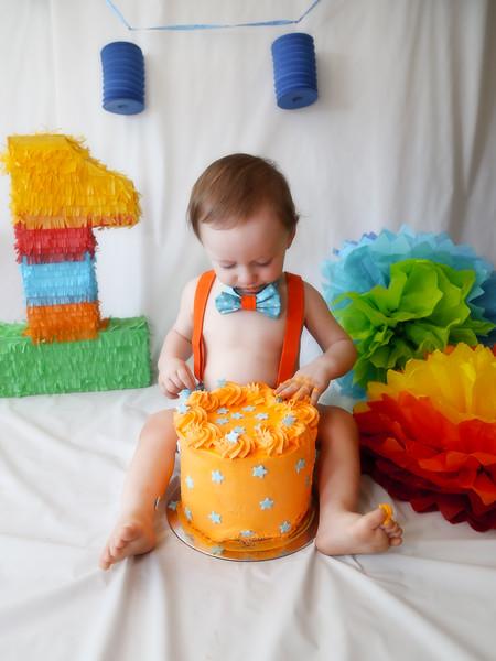 CAKE SMASH'N FUN! - 1st Birthday Celebrations