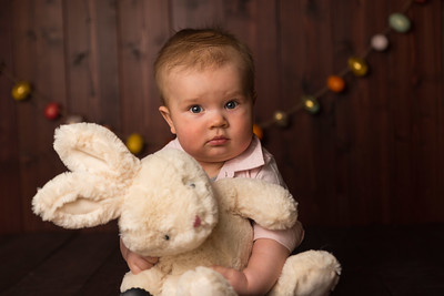 Colin 6 mo & Easter