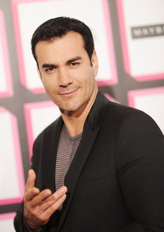 . Actor David Zepeda attends People En Espanol\'s 50 Most Beautiful 2013 at Marquee on May 13, 2013 in New York City.  (Photo by Dimitrios Kambouris/Getty Images for People en Espanol)