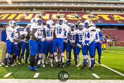 11-14-15 Minneota v Minneapolis North - MSHSL Class A Football Championship