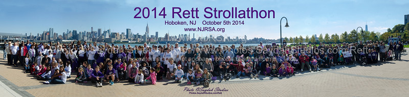 2014 NJ Rett Strollathon