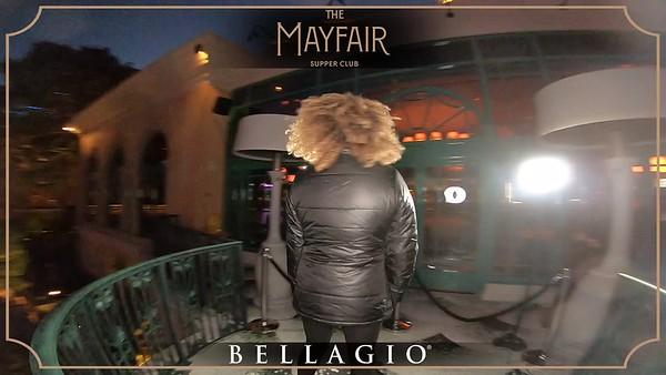 The Mayfair Supper Club - 360 Revolve - Jan 17th 2020
