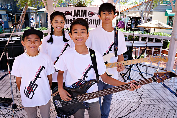 JAM Fusion Band
