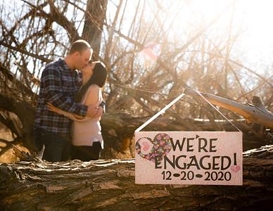 Tara+Scott Engagement